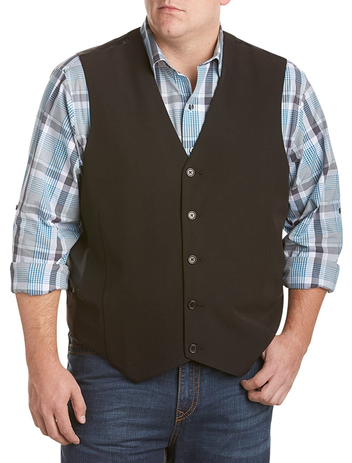 Synrgy by DXL Big and Tall Vest