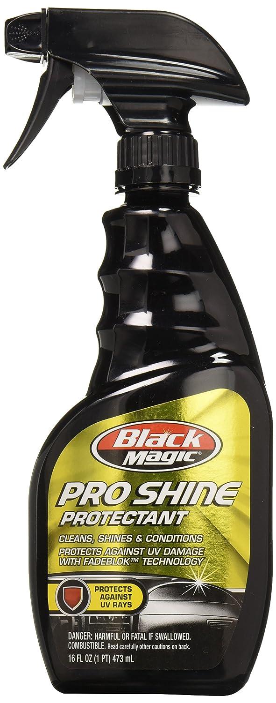 Black Magic 31700 Pro Shine Protectant, 16 oz.