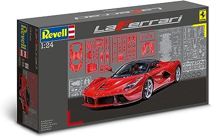 Revell Modellbau 07073 La Ferrari Im Maßstab 1 24 Amazon De Spielzeug