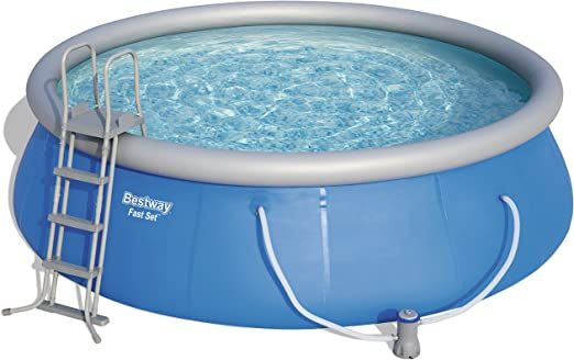 Bestway 57289 Piscina Fast Set, Multicolor, M: Amazon.es: Deportes ...