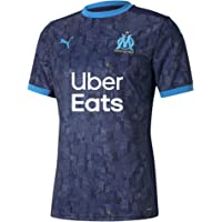 PUMA OM AWAY Shirt Replica WITH Sponsor Heren T-Shirt