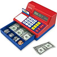 HearthSong Pretend and Play Calculator Cash Register