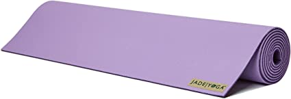 Amazon Com Limited Edition Two Toned Harmony 71 Inch X 3 16 Inch Yoga Mat Lavender Purple Sports Outdoors