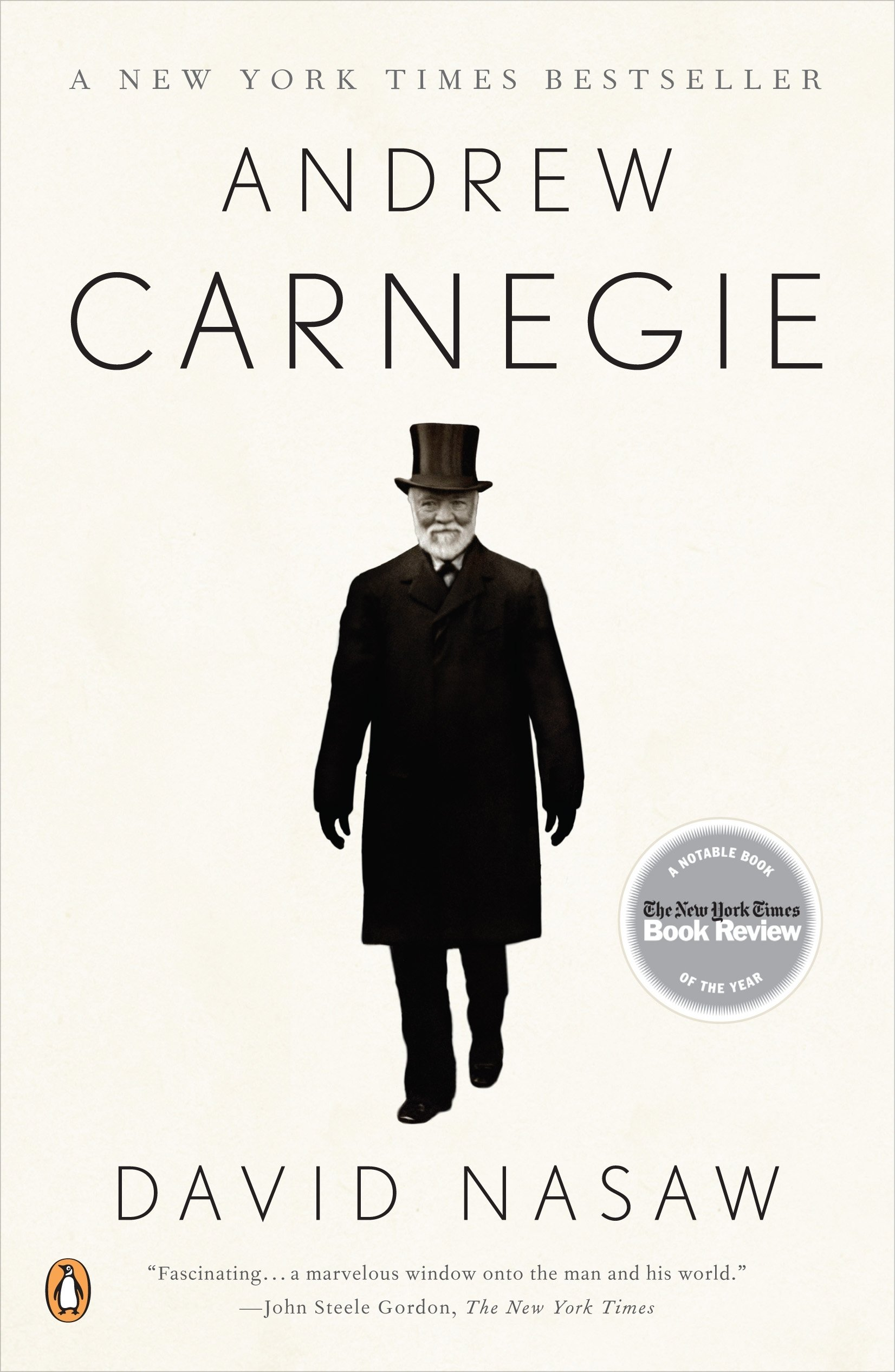 com david nasaw books biography blog audiobooks kindle andrew carnegie