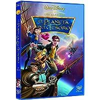 El Planeta del Tesoro [DVD]