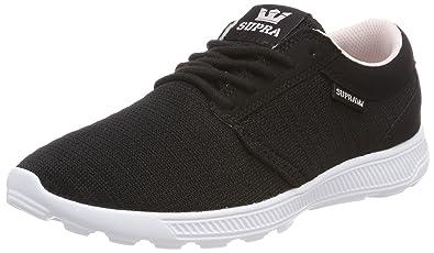 Hammer Run, Sneakers Basses Homme, Noir (Black/3m), 41 EUSupra