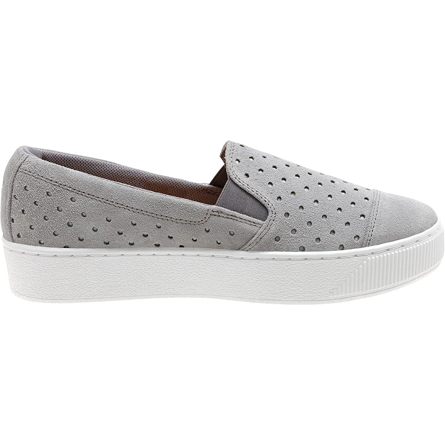 Amazon.com | PUMA Women's PC Extreme Slip-on Clear Frost Grey Sneaker 6.5 B  (M) | Fashion Sneakers