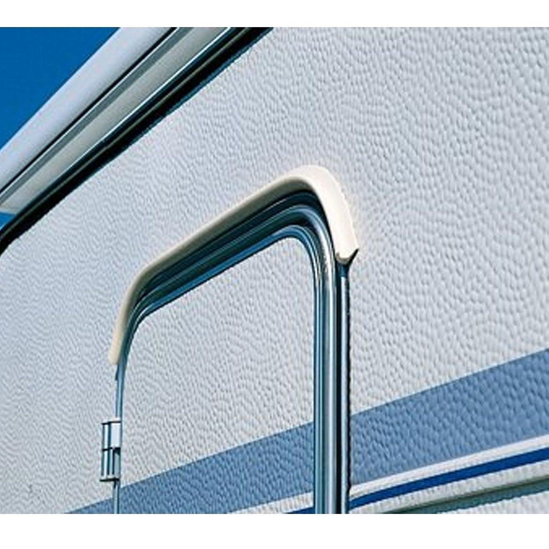 Fiamma Drip Stop Motorhome Caravan Gutter Door Rain Deflector 75cm White 03922-01