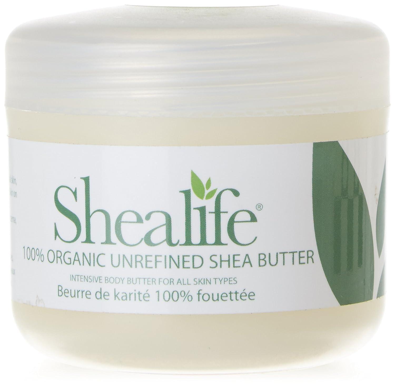 Shealife 100% Whipped Organic Shea Butter 100G [Health and Beauty] SHEA LIFE SB2601