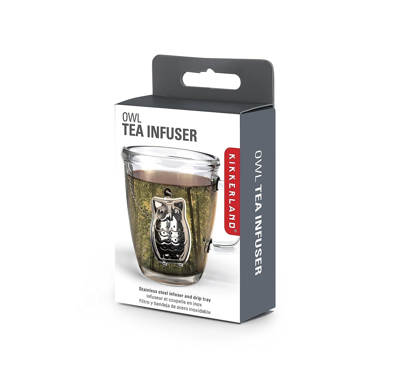 Kikkerland Tea Infuser, Acorn CU112
