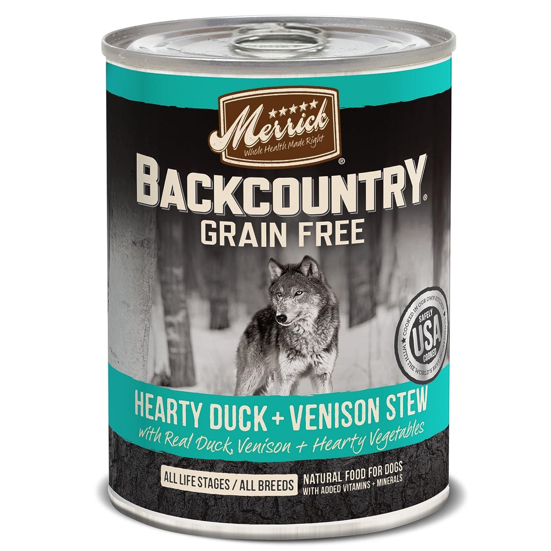 Merrick Backcountry Grain Free Wet Dog Food