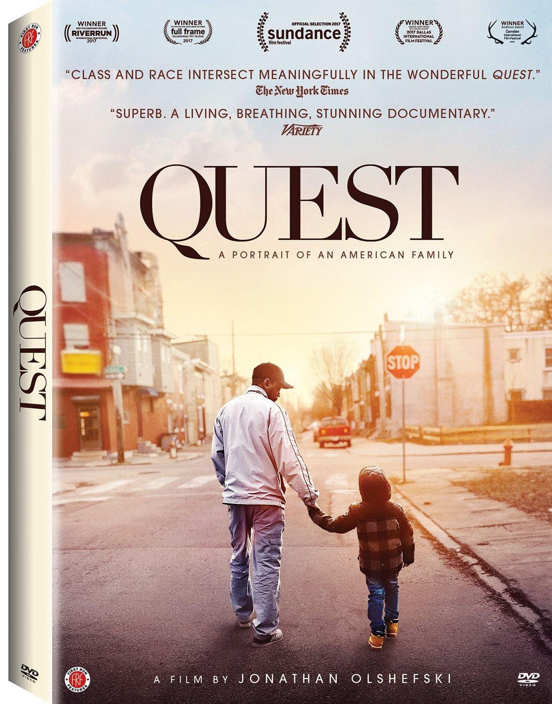 DVD : Quest (Widescreen)