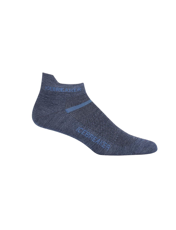 Merino Wool Icebreaker Merino Mens Running /& Multisport Low Cut Socks