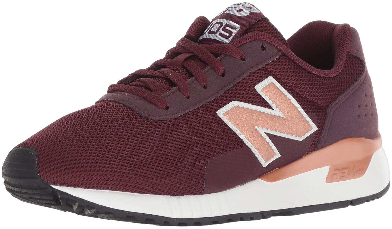 New Balance Women's 5v2 Sneaker B075R7QGH5 6 D US|Burgundy