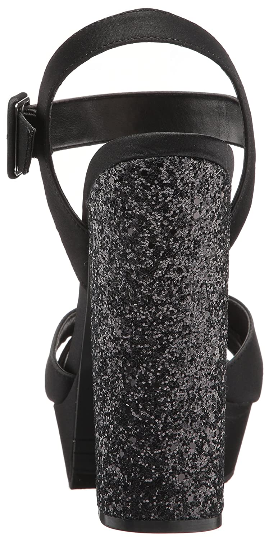 Nina Women's Savita Platform Dress Sandal B071F88NG3 9 B(M) US|Ls-black