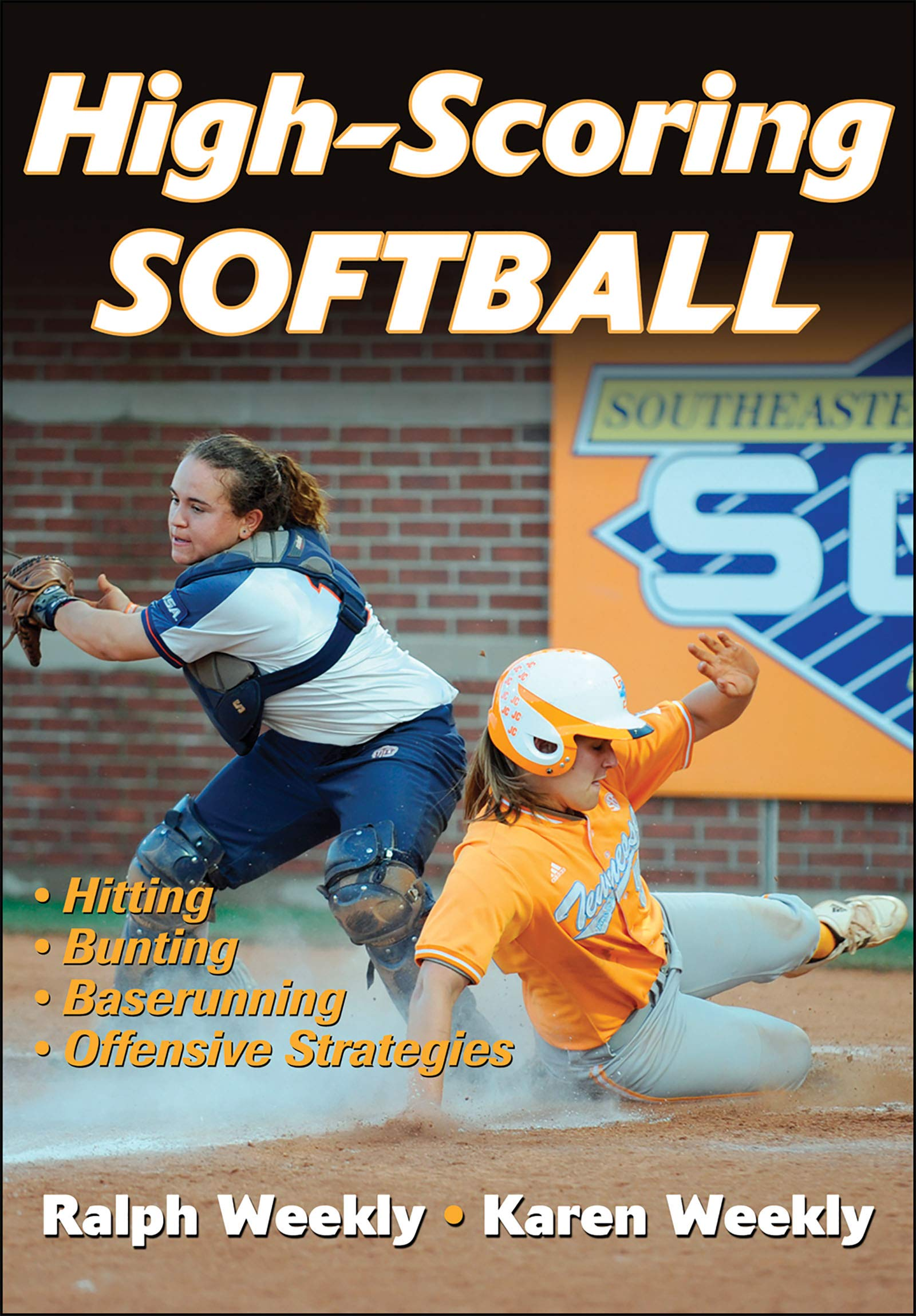 Read Online High-Scoring Softball ebook