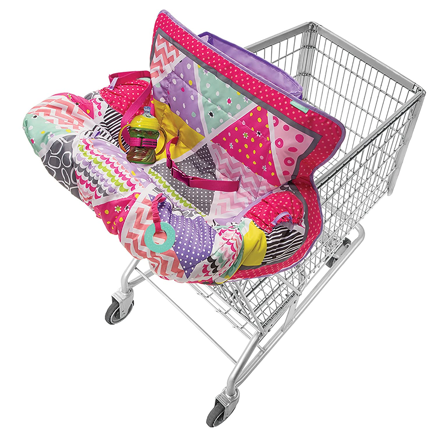 Infantino Compact Cart Cover, Pink 206-161