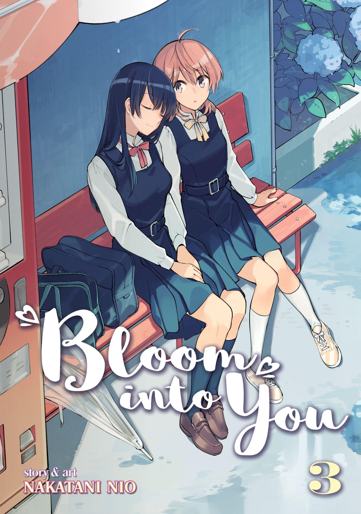 Kết quả hình ảnh cho Bloom Into You