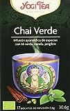 Yogi Tea Verde Chai - 30.6 gr