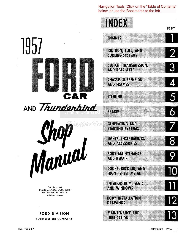 on 1956 ford fairlane wiring schematic