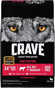 Budget-Friendly– Crave with Protein from Beef