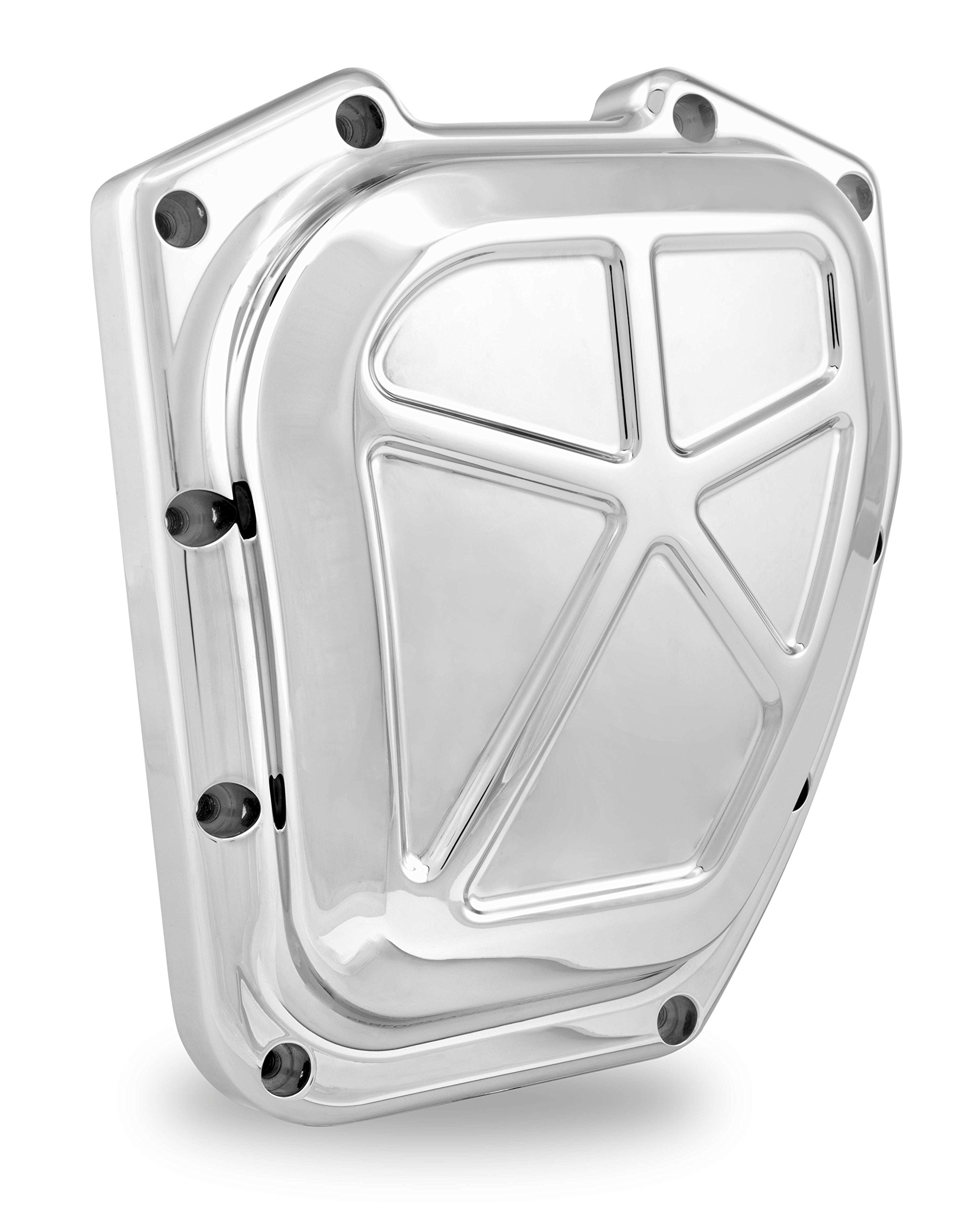 Performance Machine 0177-2056-CH Formula Timing Cover - Chrome by Performance Machine