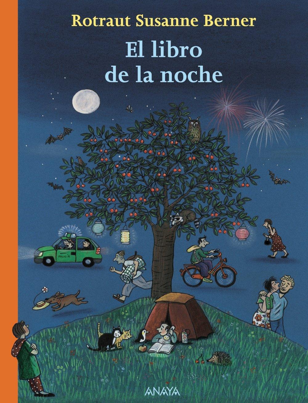 El libro de la noche (Primeros Lectores (1-5 Años) - Los Libros De Las Estaciones)