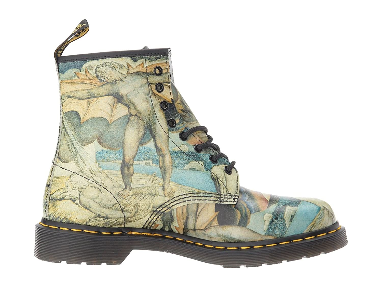 #Dr Martens 1460 William Blake Multi 8 eye Womens Leather Boots-37:  Amazon.co.uk: Shoes & Bags