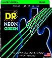 DR Strings NGB-45  Coated Nickel Bass Guitar Strings, Medium