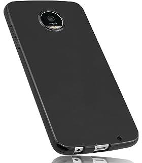 AICEK Funda Moto Z Play, Negro Silicona Fundas para Lenovo Moto Z Play Carcasa Motorola Moto Z Play (5,5 Pouces) Negro Silicona Funda Case: Amazon.es: Electrónica
