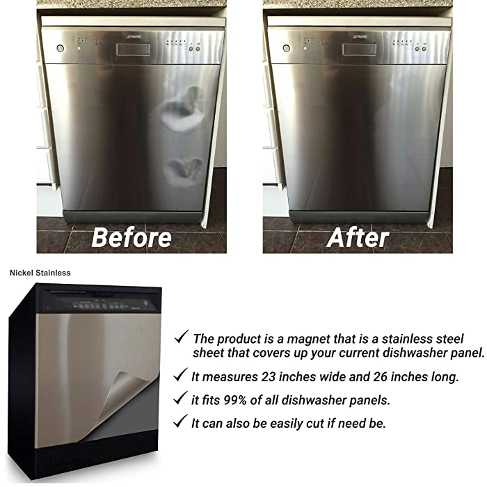 The Best Dishwasher Cover For Stainless Steel