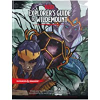Explorer's Guide to Wildemount (D&D Campaign Setting and Adventure Book) (Dungeons & Dragons)