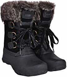 Khombu Womens The Slope Winter Snow Boots