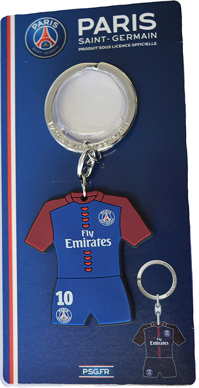 Paris Saint Germain - Llavero oficial del PSG, camiseta de Neymar ...