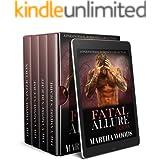 Fatal Allure Collection: (Books 1-4)