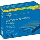 """Intel 750 1.2TB 1200GB 2.5"""" PCI Express 3.0 - Internal Solid State Drives (1200 GB, 2.5"""", PCI Express 3.0, 2400 MB/s)"""