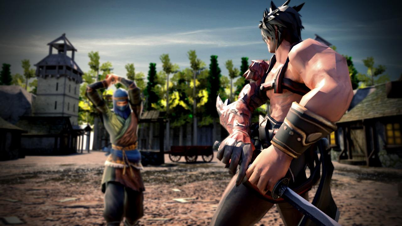 Asesino ninja samurai juegos de lucha: medieval: Amazon.es ...