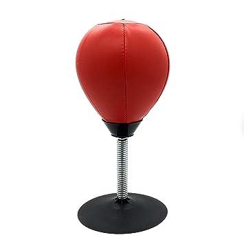 Amazon.com: Silfrae - Bolso de boxeo para escritorio con ...