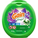 81-Count Gain Flings Moonlight Breeze Laundry Detergent Pacs