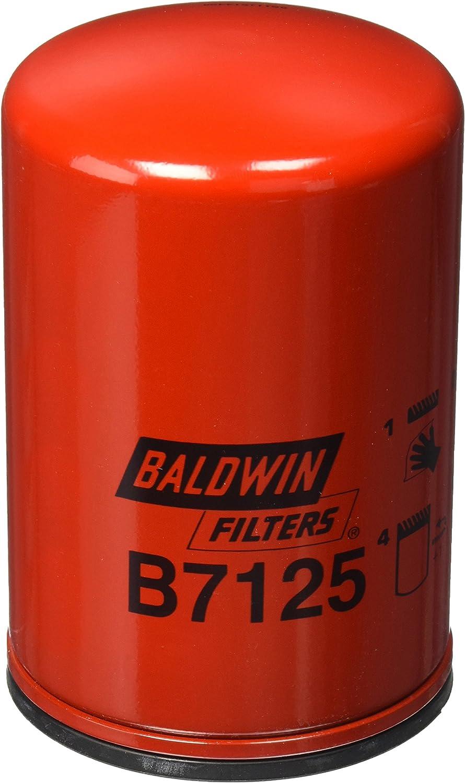 Baldwin B7125 Heavy Duty Lube Spin-On Filter