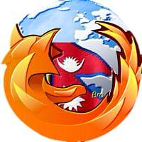 Nepali fire browser