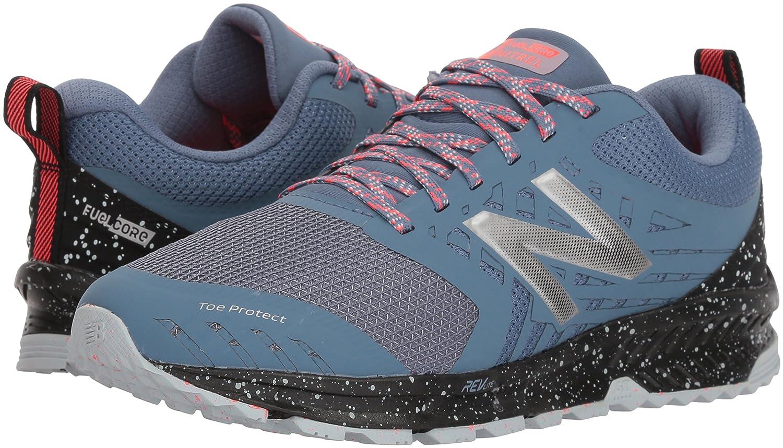 New Balance Women's Nitrel v1 FuelCore Trail Running Shoe B0751SG75V 10 D US|Reflection
