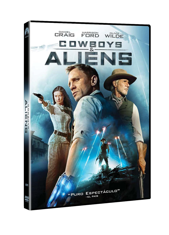 Cowboys & Aliens [DVD]: Amazon.es: Craig, Daniel, Ford ...
