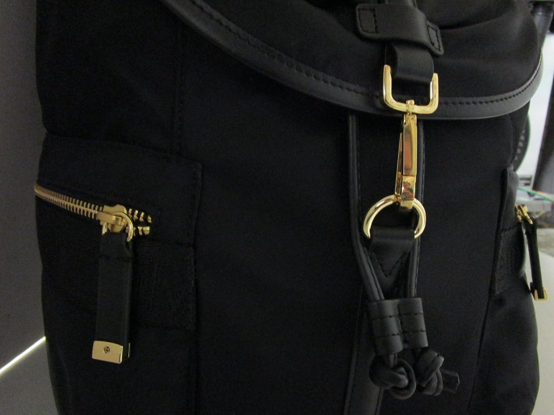 64e92686a40 Calvin Klein Talia Dressy Nylon Backpack Black | The Shred Centre