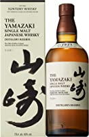 The Yamazaki Distillers Reserve Single Malt Japanese Whisky