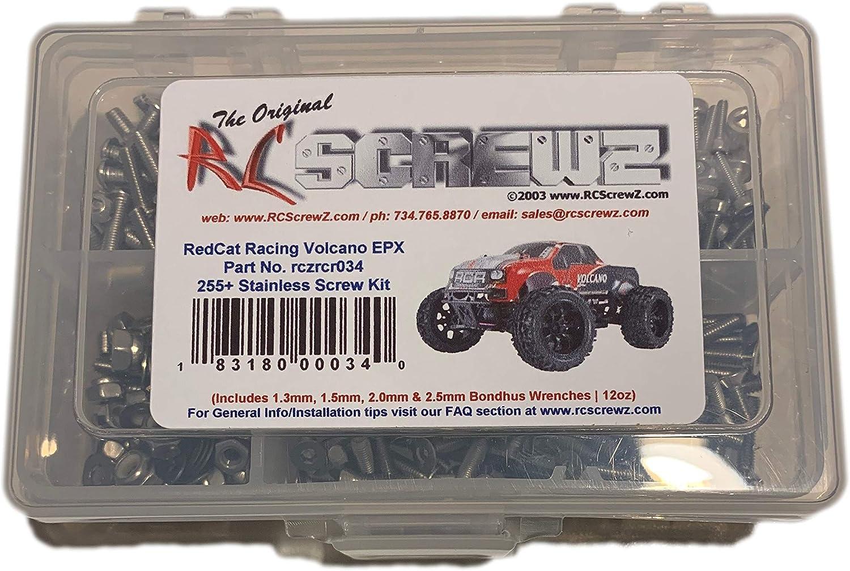 2 packs SHREDDER ++ F//S! Screws for hubs Knuckles Redcat CALDERA EARTHQUAKE