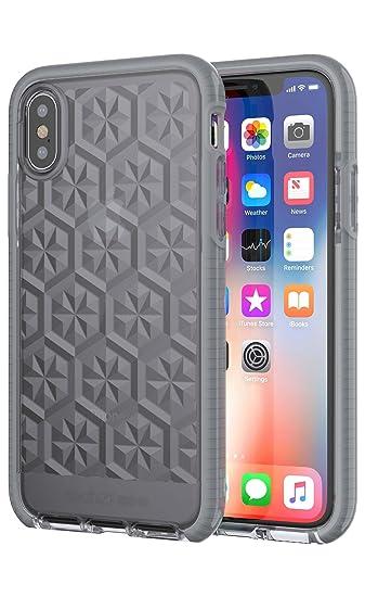half off 0d25c 94696 Tech21 Evo Gem Case for iPhone X - Space Grey