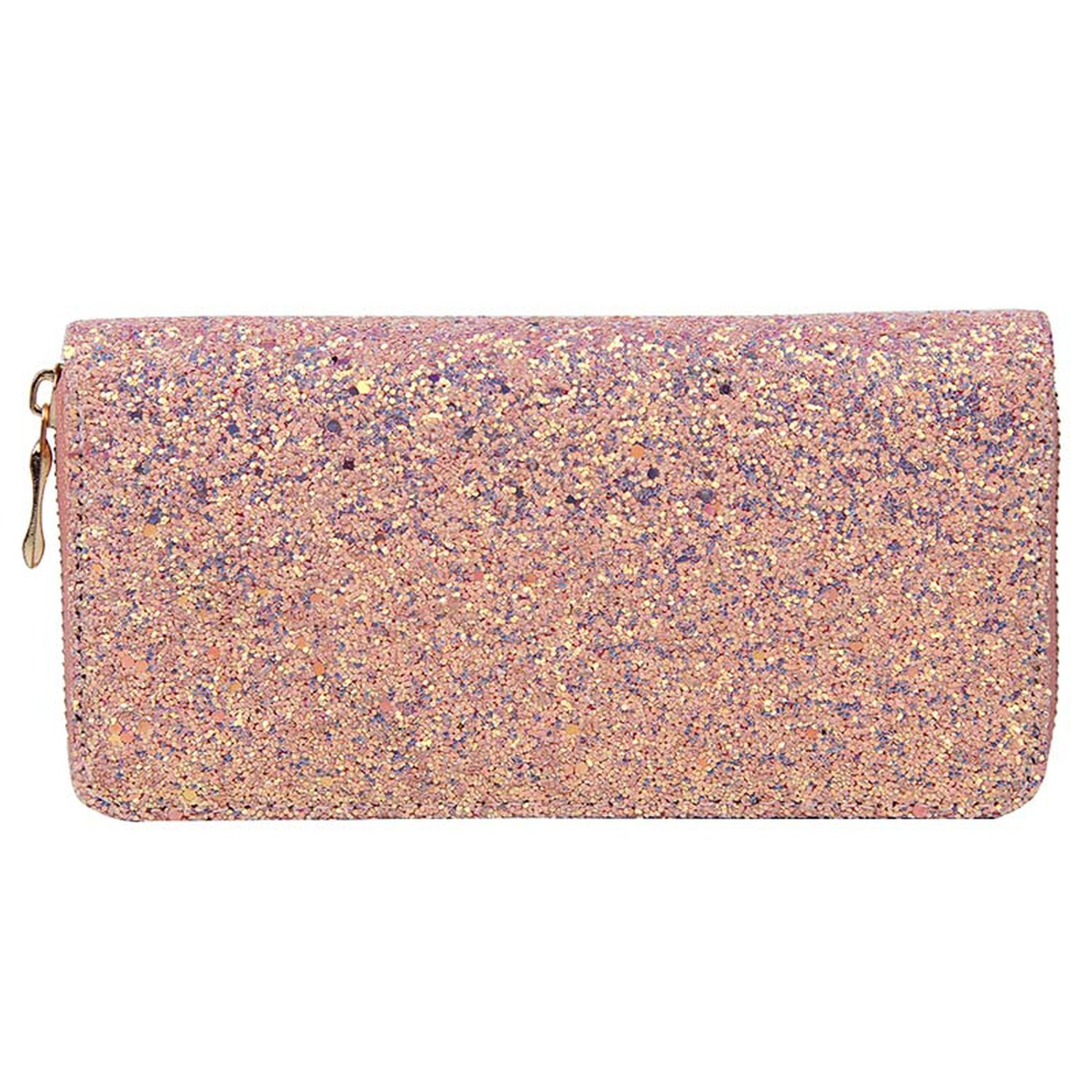 Souiey-shop wallets ACCESSORY レディース B07FQLNQ1N ライトピンク One Size