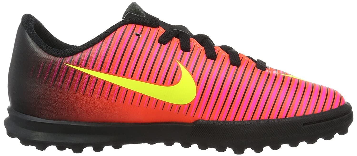 watch 741ea 1f164 Nike Unisex Kids  Mercurial Vortex Iii Turf Football Boots  Amazon.co.uk   Shoes   Bags