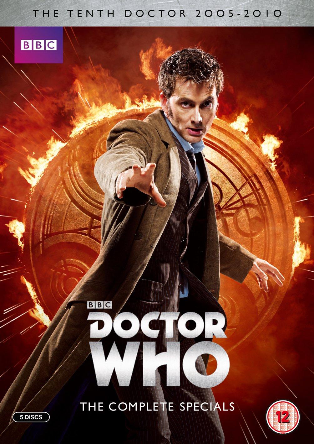 Doctor Who - Complete Specials Box Set repack Italia DVD: Amazon ...